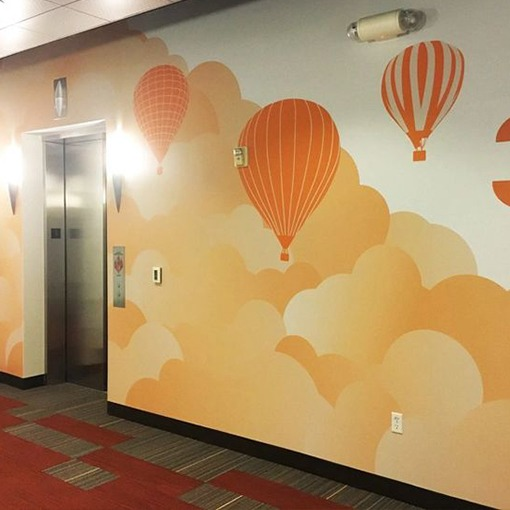 Wall Graphics - Corporate Artworks